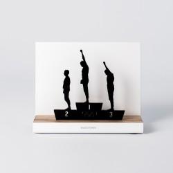 "Figure ""BLACK POWER 01"""