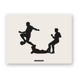 "Print ""FOOTBALL 04"""