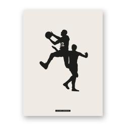 """Print """"BASKETBALL 04"""""""