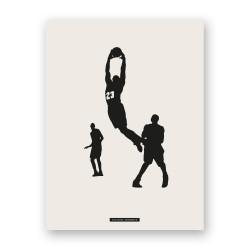 """Print """"BASKETBALL 05"""""""