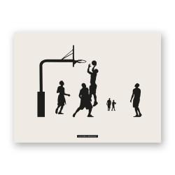 """Print """"BASKETBALL 06"""""""