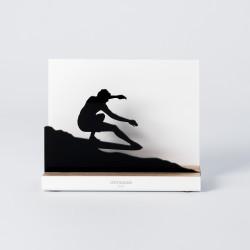 """Figure """"SURF HANG FIVE"""""""
