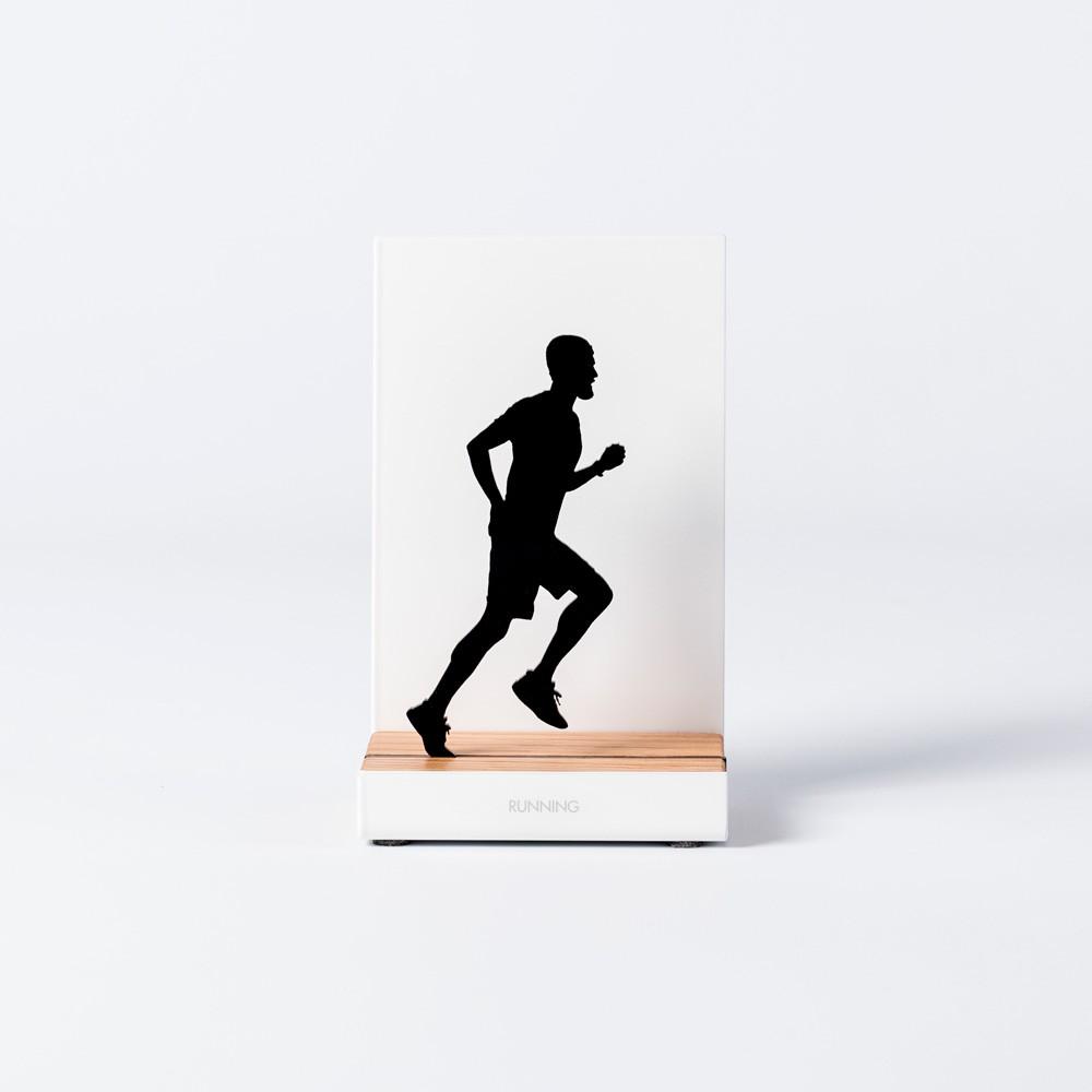 """Figure """"RUNNING 02"""""""