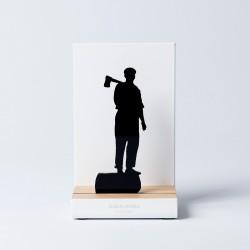 "Figure ""AIZKOLARI"""