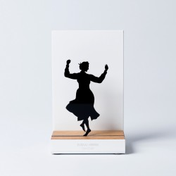 """Figure """"DANTZARI NESKA"""""""