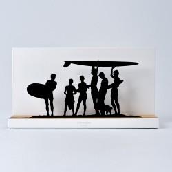 """Figure """"SURFERS"""""""