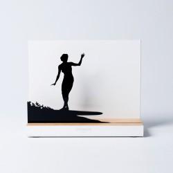 """Figure """"SURF CROSS STEP"""""""