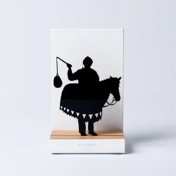 """Figure """"ZALDIKO"""""""