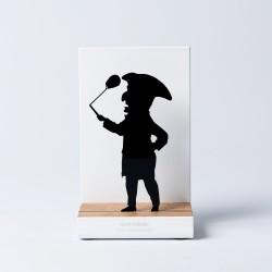 "Figure ""KILIKI CARAVINAGRE"""