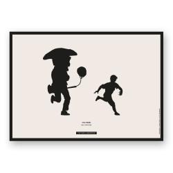 """Print """"KILIKI CARAVINAGRE KID"""""""