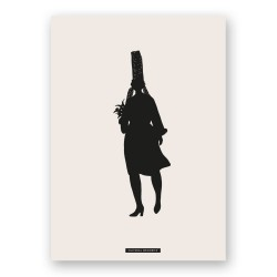 """Print """"COIFFE BIGOUDÈNE"""""""