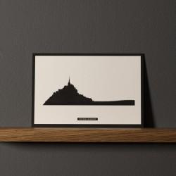 """Postcard """"MONT SAINT MICHEL"""""""