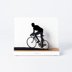 """Figure """"CYCLISME 02"""""""