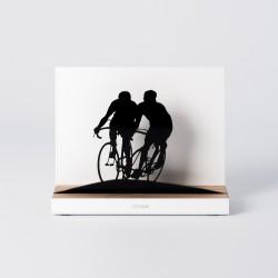"""Figure """"CYCLISME 03"""""""