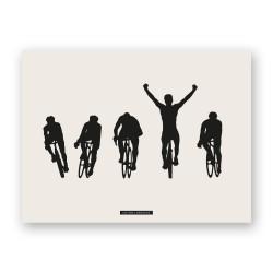 """Print """"CYCLING 05"""""""