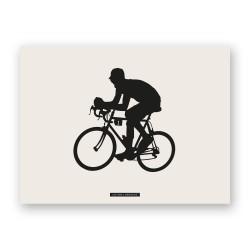 """Print """"CYCLING 04"""""""
