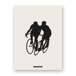 """Print """"CYCLING 03"""""""